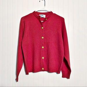 Ballantyne 100% Cashmere Sweater. Size 40
